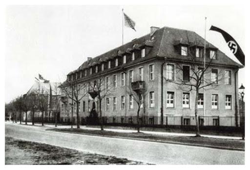 Kaiser Wilhelm Institute for Anthropology 1932 Rockefeller Foundation