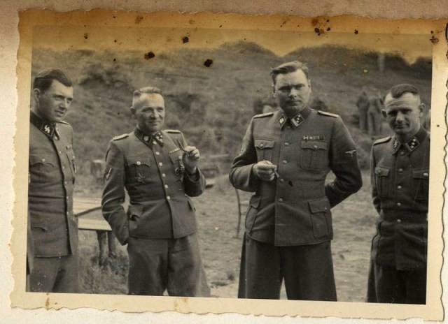 January 1943 Joseph Mengele Kaiser Wilhelm Institute for Anthropology, Human Genetics, and Eugencis.