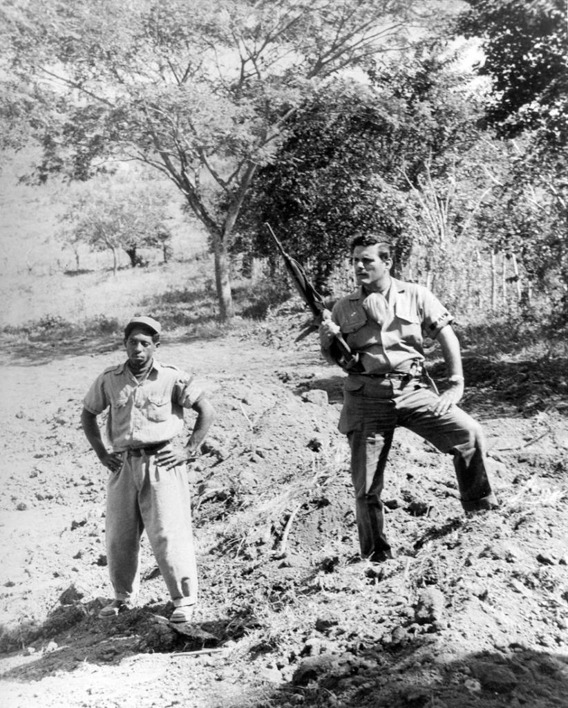 Frank Sturgis Cuba Executions Fidel Castro