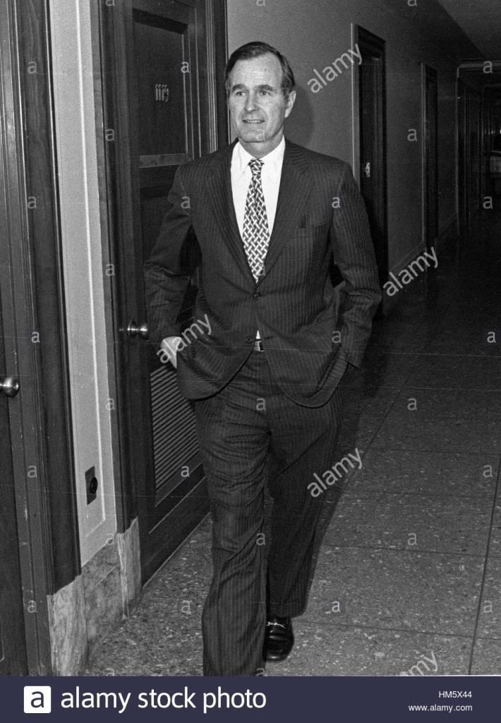 George Bush Congress confirmation hearings CIA Director December 16, 1975