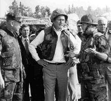 October 22, 1983 Marine barracks bombing Beirut Lebanon George Bush