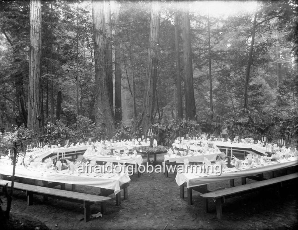 Cannibalism Bohemian Grove