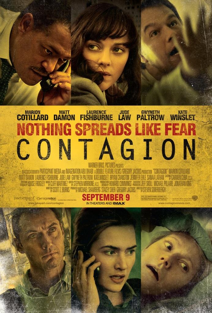 Contagion Virus Movie by EcoHealth Alliance, Ian Lipkin, Peter Daszak